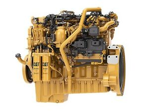 New Caterpillar 9 3 Engine Complete Will Sell As A Long Block Or As Parts