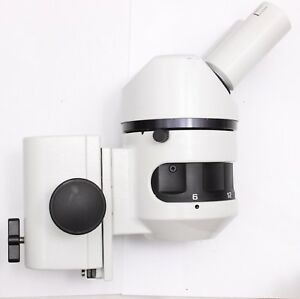 Wild M5a Stereo Microscope Head And Body no Objective Or Eyepieces