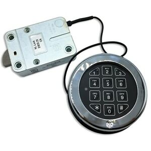 Electronic Digital Keypad Lock For Safes Replaces Lagard Basic Ul Listed Lock