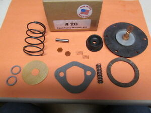 1936 1937 Late 1938 Buick Special 417 421 Unleaded Today S Fuel Pump Rebuild Kit