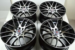 15 Wheels Rims Cobalt Civic Accord Integra Cooper Miata Galant Rio 4x100 4x114 3