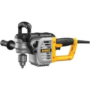Dewalt 1 2 In Variable Speed Reversing Stud And Joist Drill With Clutch And Bin
