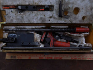 snap tap Threading tapping Lathe Attachment Tool Kit