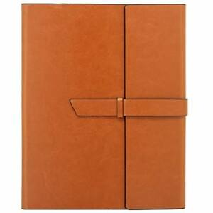 Padfolio Portfolio Writing Pad Folder Fits Letter Legal A4 Notepads And For