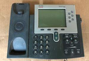 Lot Of 5 Cisco Cp 7961 Ip Phone Voip Telephone No Ac Adapter 5a3