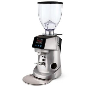 Fiorenzato F64 Evo Espresso Grinder Chrome new Authorized Seller