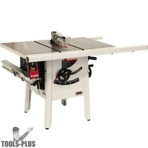 Jet 725002k Proshop Ii Table Saw 230v 30 Rip Cast Wings New