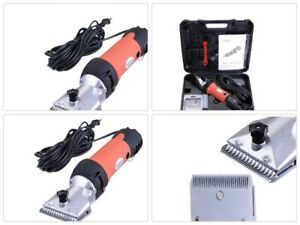 Yescom Professional Electrical Horse Clipper Machine Electric Shears W Carry Ca