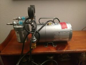 General Electric A c Motor Thermally Protected 1 3 Hp Suction Pump
