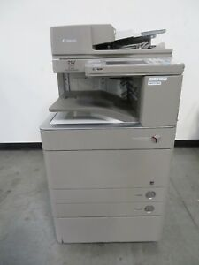 Canon Imagerunner Advance C5240a Color Copier 34k Meter