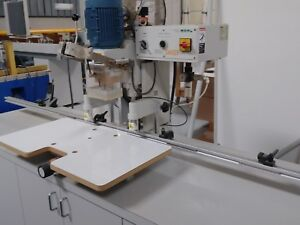 2004 Omal Hinge Boring Machine 3 Phase Shipping Available see Description
