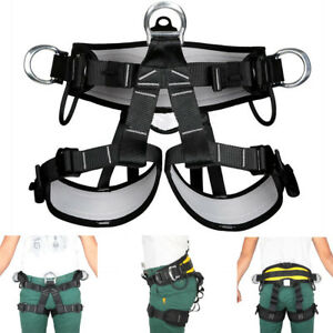 Pro Tree Carving Fall Protection Rock Climbing Equip Gear Rappelling Ha