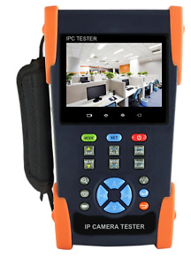 3 5 Multi function Portable Touch Screen Cctv Camera Video Ptz Tester Monitor