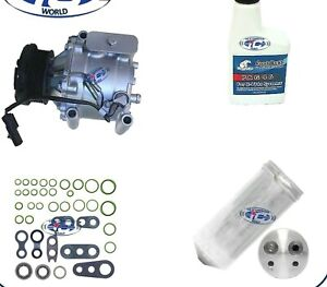 A C Compressor Kit Fits Dodge Ram Van 1500 2500 3500 2000 2003 Oem Trf105 77545
