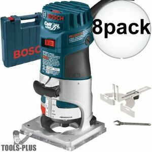 Bosch Pr20evsk rt 1hp Colt Vs Electronic Palm Router Kit 8x