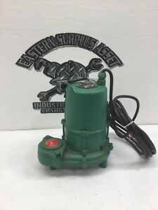 Hydromatic Spd100mh6 1 Hp 2 Submersible Pump New