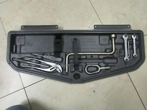 Bmw Factory Tools Set Trunk Kit E38 E39 7 Series 5 Series 1994 2003 Oem