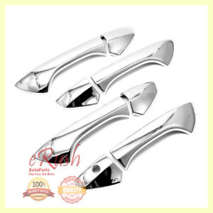 For 2008 2009 2010 2011 2012 Honda Accord Sedan Chrome Door Handle Cover Covers