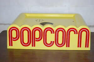 Gold Medal Whiz Bang 2003 Popcorn Machine Part org Yellow Top Fiber Glass