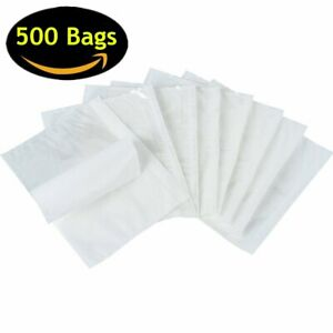 500 6 X 9 Clear Packing List Pouches Shipping Postage Labels Enclosed Envelopes
