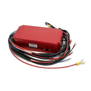 Red Cdi Ignition Box 6al Style Multi Spark Discharge With Soft Touch Rev Limiter