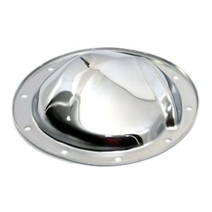 10 Bolt Differential Cover Chrome Chevy Gm Camaro