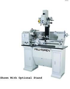 Palmgren 11 x27 Bench Combination Engine Lathe Vari Speed Mill 9684520palmgr