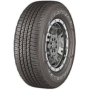 P265 70r17 Goodyear Wrangler Fortitude Ht Owl Set Of 4