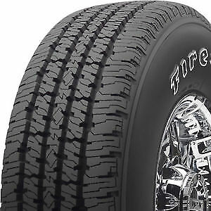 Lt265 70r17 Firestone Transforce Ht Owl New Tires