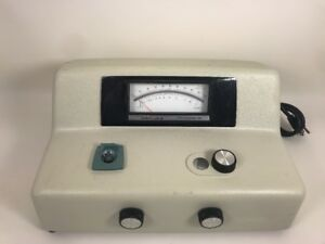Bausch Lomb Spectronic Spec 20 Spectrophotometer Made In Usa