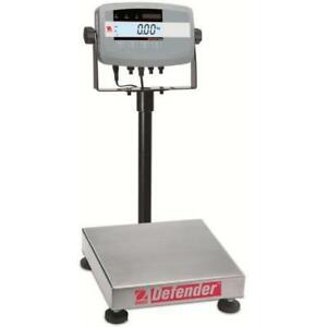 Ohaus D51P10QR1 Defender 5000 Bench Scale Cap 10kg Read 1 g With Warranty