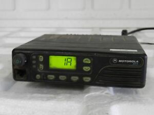 R2 Motorola Gtx Mhz Two Way Radio Mobile M11ugd6cb1an