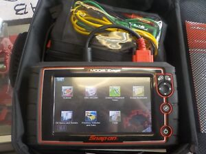 Snap On Modis Eems341 Edge Integrated Diagnostic System And Software