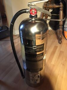 American Lafrance 2 5 Gallon Water Fire Extinguisher Nascar Race Car 2018 Hydro