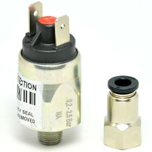 Adjustable Boost Pressure Switch 3 36 Psi Turbo Water Methanol Alcohol Injection