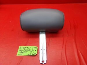 94 98 Mustang Grey Gray Leather Front Seat Head Rest Headrest Oem Ford Rh Lh 239