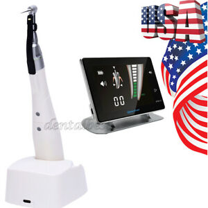 Dental Wireless Endo Motor 16 1 Led Endodontic Treatment Handpiece Apex Locator