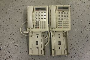 Lot Of 2 Avaya lucent Partner 18d Phone For Lucent Acs Phone System quick Sell