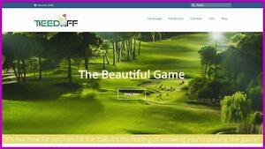 Golf Products Website upto 2 715 A Sale free Domain free Hosting free Traffic