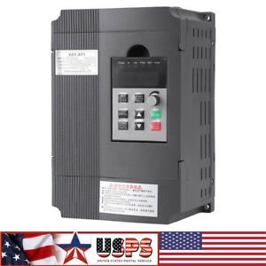 2 2kw 3ph Single Phase Motor Speed Control Variable Frequency Drive Inverter Hot