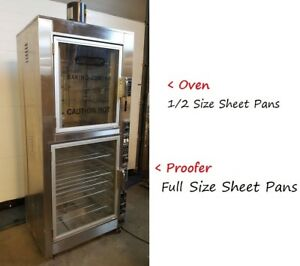 Subway Baking Center Convection Oven Proofer Humidity Control Dough Bread Bakery