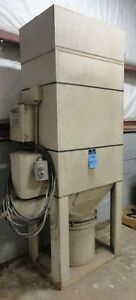 Dce Model Uma102g1ad Stationary Dust Collector