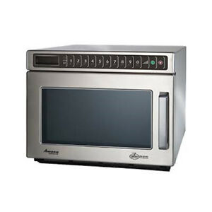 Amana Hdc1815 Commercial C max Microwave Oven
