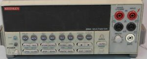 Keithley 2000 6 5 Digit Multimeter Tested And Working