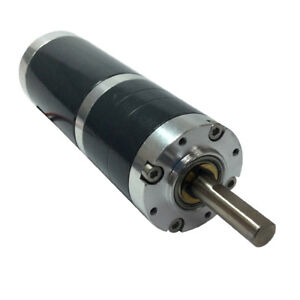Tgx38 Diameter 38mm 12vdc Planetary Gear Motor 2rpm High Torque Metal Gears Long