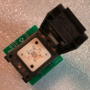 Bga63 Zif Adapter Only For Tl866ii Plus Programmer Can Support Bga63 Nand Flash