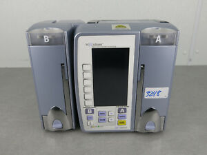 Iradimed Mridium 3850 3851 Mri Iv With Power Supply Infusion Pump Two Channel