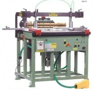 Conquest 23 Spindle Dedicated Construction Drill Horizontal B0173