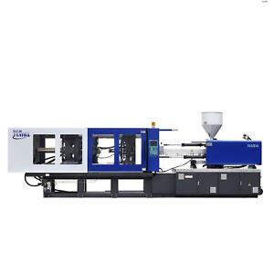 Himalia Hm388 Servo Motor Plastic Injection Molding Machine With Dryer Hopper An