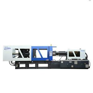 Himalia Hm438 Servo Motor Plastic Injection Molding Machine With Dryer Hopper An